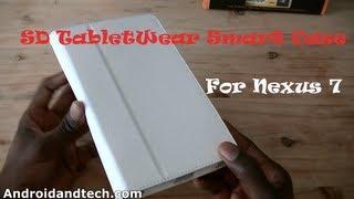 Sd Tabletwear Smart Case For Nexus 7