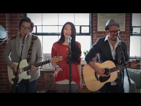 Need You Now - Lady Antebellum cover by Arden Cho x Jason Min x Koo Chung