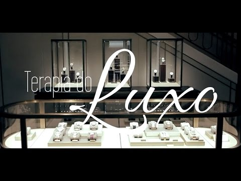 96fb8ab1083 Terapia do Luxo   Cartier - YouTube