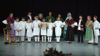 Dječja smotra folklora grada Đakova - Đakovo 2016