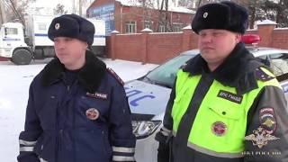 В Иркутске экипаж ДПС помог оперативно доставить женщину с симптомами сердечного приступа в больницу