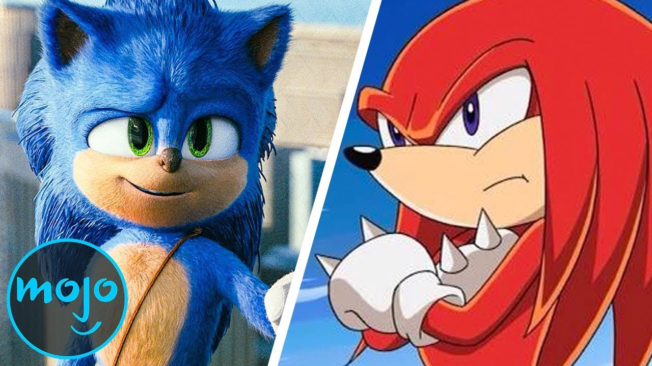 sonic the hedgehog movie knuckles clan