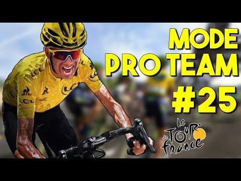 Tour de France 2017 | Mode Pro Team #25 : UN DAUPHINÉ EXCEPTIONNEL !!
