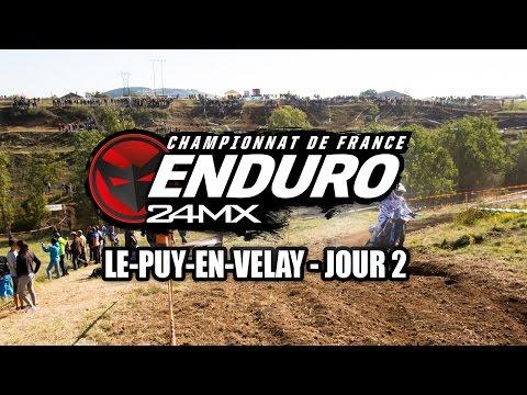 Enduro Le-Puy: Résumé Dimanche
