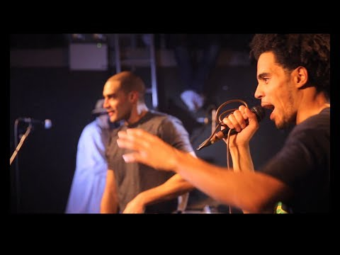 Akala - Behind My Painted Smile Ft. Lowkey ( Live )