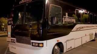 30 Passenger Party Bus Rental - Best Party Buses - Price 4 Limo