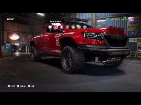 Nfs Payback Chevrolet Colorado Zr2 Youtube