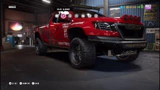 NFS Payback: Chevrolet Colorado ZR2