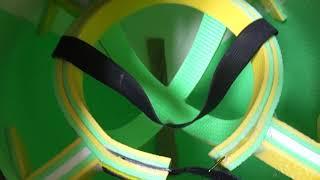 Обзор внутреннего крепления для головы в ростовой кукле Бразильянка №2