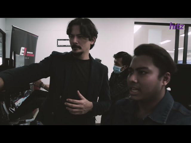 Alex Yoong Talks E1 Championship + HITZ VS ERA Simulator Race