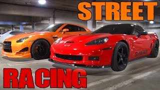 California STREETS - GTR