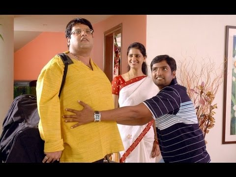 Vinayaga - Comedy [HD] by Santhanam