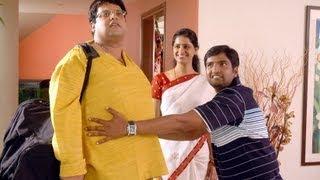 Vinayaga - Comedy [HD] by Santhanam