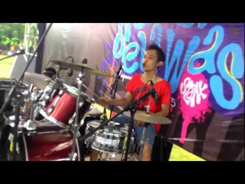 SLANK - KOSONG SAMA KOSONG (Cover By SCHATZI) at Rembang Slankers Club