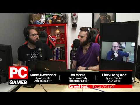 The PC Gamer Show - the top 100 PC games, Absolver, PUBG AFKers, and more
