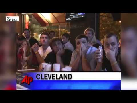 Cleveland fans on LeBron James, then and now