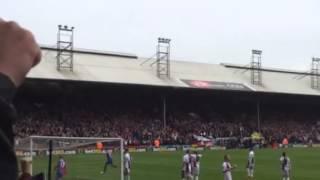 Palace 1 Aston Villa 0