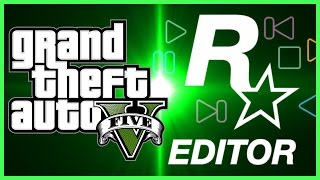 GTA 5 - Playing with the Editor