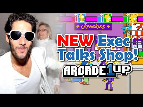 Recapping The New Arcade1up Interview: PREORDER DATES, Wifi To Be Standard and Player Chat from Unqualified Critics