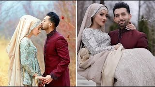 Exclusive Wedding Shoot of Sham Idrees and Froggy