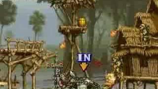 Wii Metal Slug Anthology - Metal Slug Mission 1