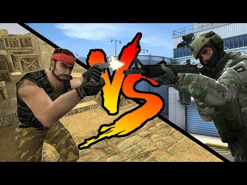 CSGO - Old Vs New