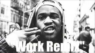 "ASAP FERG ""WORK"" (Remix) INSTRUMENTAL"