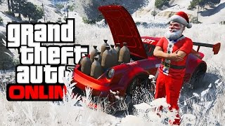 GTA 5 ONLINE - MAKE MILLIONS FAST! BEST WAYS TO MAKE MONEY IN GTA ONLINE! (GTA 5 Festive Surprise)