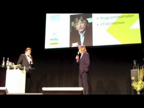 Johan Derksen (1) Keynote Speaker Logistiek manager van het Jaar