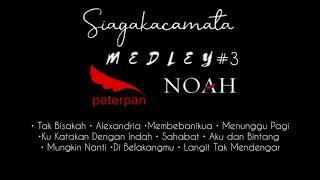 Sigakacamata   Noah - Peterpan Part #3 #Musicakompilasi #musicastream #secondchance