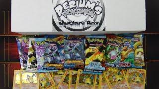 Aaron's October Mystery Box
