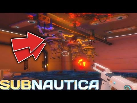 Subnautica - SECRET HIDDEN AURORA ROOM, PRAWN EXOSUIT GRAPPLE UPDATE | Early Access Gameplay