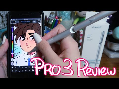 Adonit Pro 3 Stylus Review