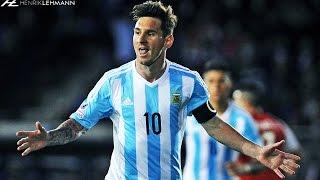 Lionel Messi ● Overall ● Copa América ● 2015