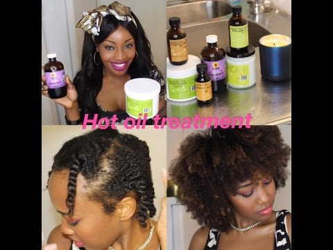 DIY t oil treatment for natural hair | How to keep your natural ...