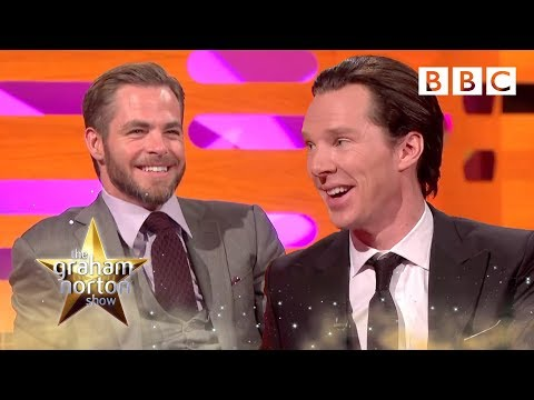 Chris Pine Nuts Vs Benedict Cumberbitches - The Graham Norton Show - Series 13 Episode 5 - BBC One