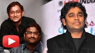 A.R.Rahman Praises Ajay-Atul For Apsara Aali Song From Natrang - Marathi Movie