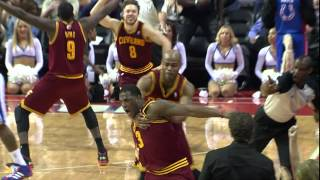 Dion Waiters Deals Detroit the Loss with the Buzzer-Beater!