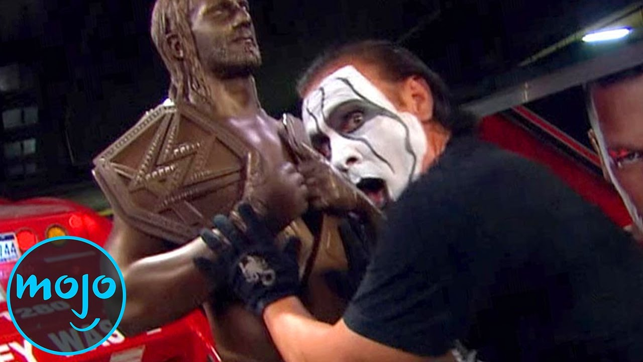 Top 10 Most Unexpected WWE Reveals