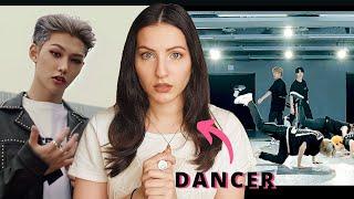 DANCER F RST reaction to Stray Kids Gods Menu \神메뉴\ MV AND Dance Practice Reaction