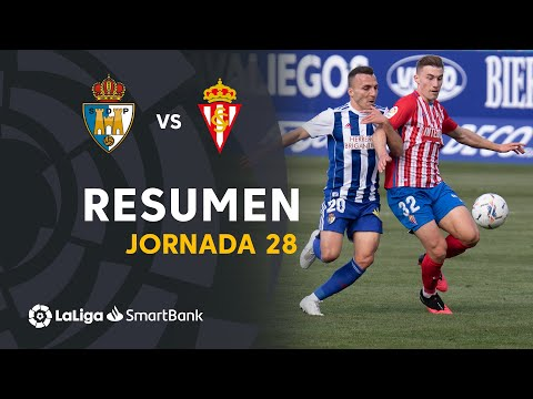 Ponferradina Gijon Goals And Highlights