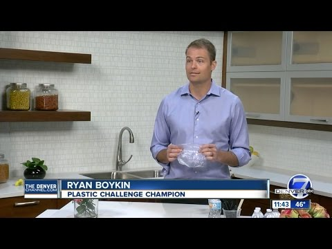Ryan Boykin's Environmental Passion garners Earth Day feature on ABC Denver's Channel 7 News