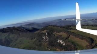 Herbstflug 2015 Hauberg
