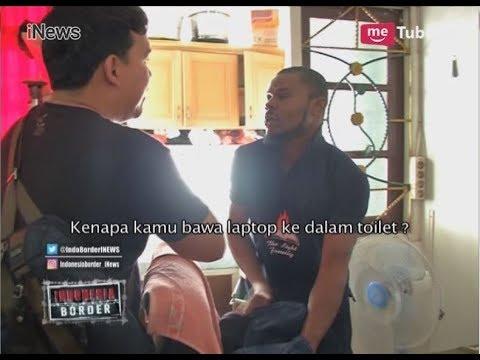 Overstay, WNA Nigeria Sembunyi dalam Toilet Saat Digerebek Petugas Part 01 - Indonesia Border 15/03
