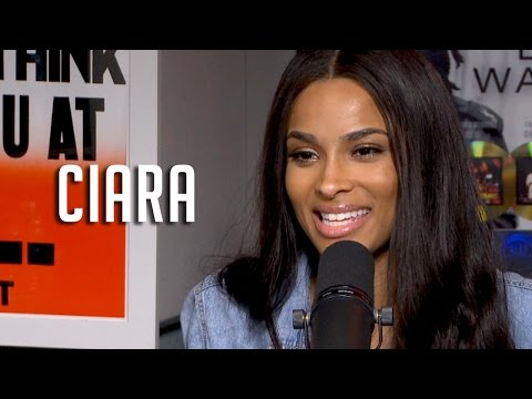 Ciara talks Russell Wilson, her past relationships & plans f