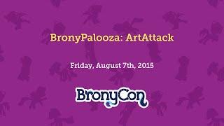 BronyPalooza: ArtAttack