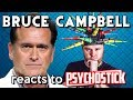 Bruce Campbell reacts to Psychostick