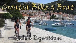 Croatia - Bike & Boat The Dalmatian Islands