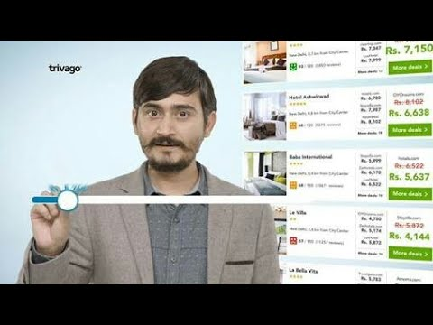(hindi) how to book your Room deal through trivago app ● trivago-find your ideal hotel at the best