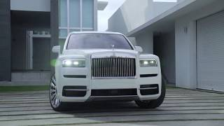 Rolls Royce Cullinan • Avant Garde